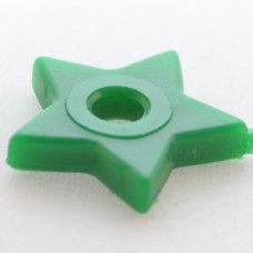 107 Green Star (package of 100)