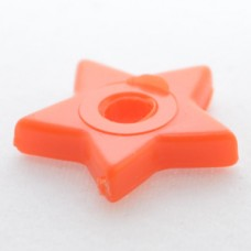 107 Orange Star (package of 100)