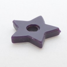 107 Purple Star (package of 100)