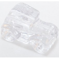114 - Clear Car (Package of 10)