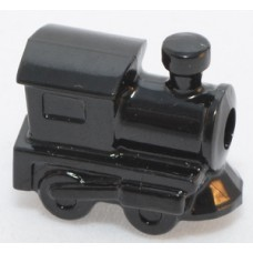 115 - Black Train (Package of 10)
