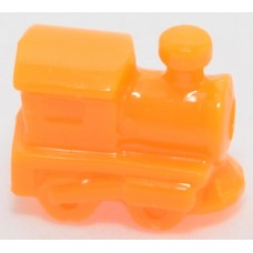 115 - Orange Train  (Package of 10)