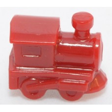 115 - Red Train  (Package of 10)