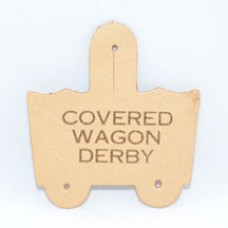 522 - Covered Wagon Pocket Totem